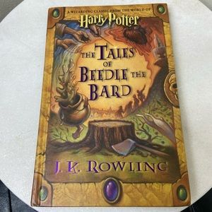 Harry Potter The Tales of Beedle the Bard Book